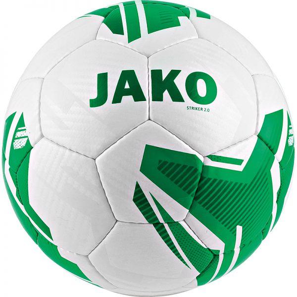 JAKO Lightball Striker 2.0 HS weiß/grün-290g Gr.3