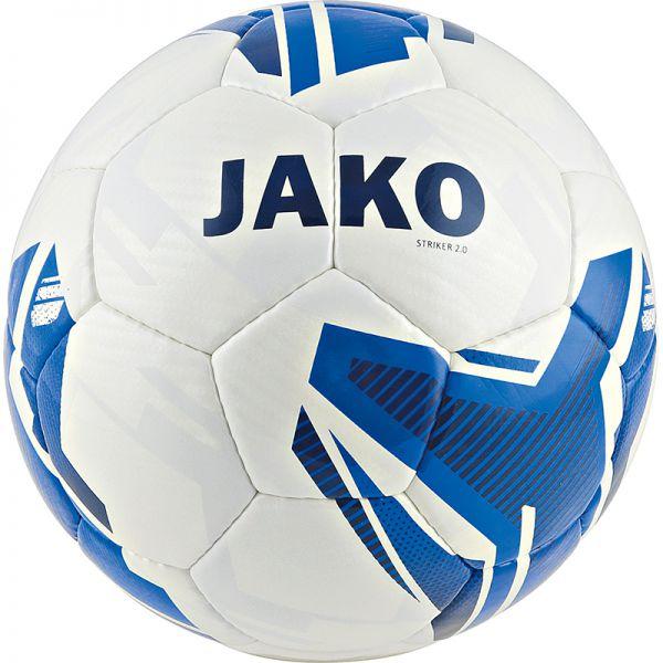 JAKO Lightball Striker 2.0 HS weiß/royal-350 Gr.4